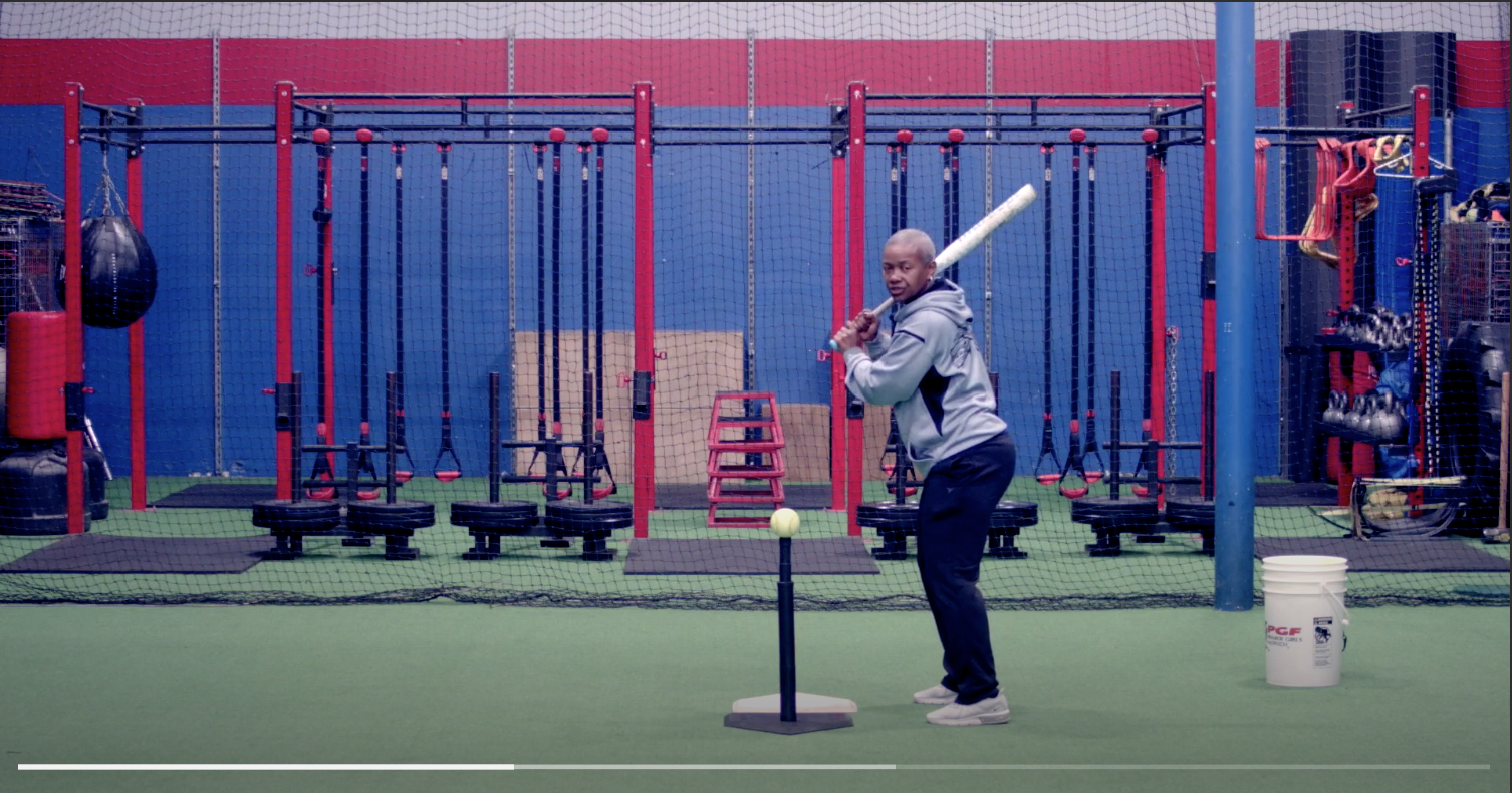 Achieving Seperation with the Load & Stride - hitting drills