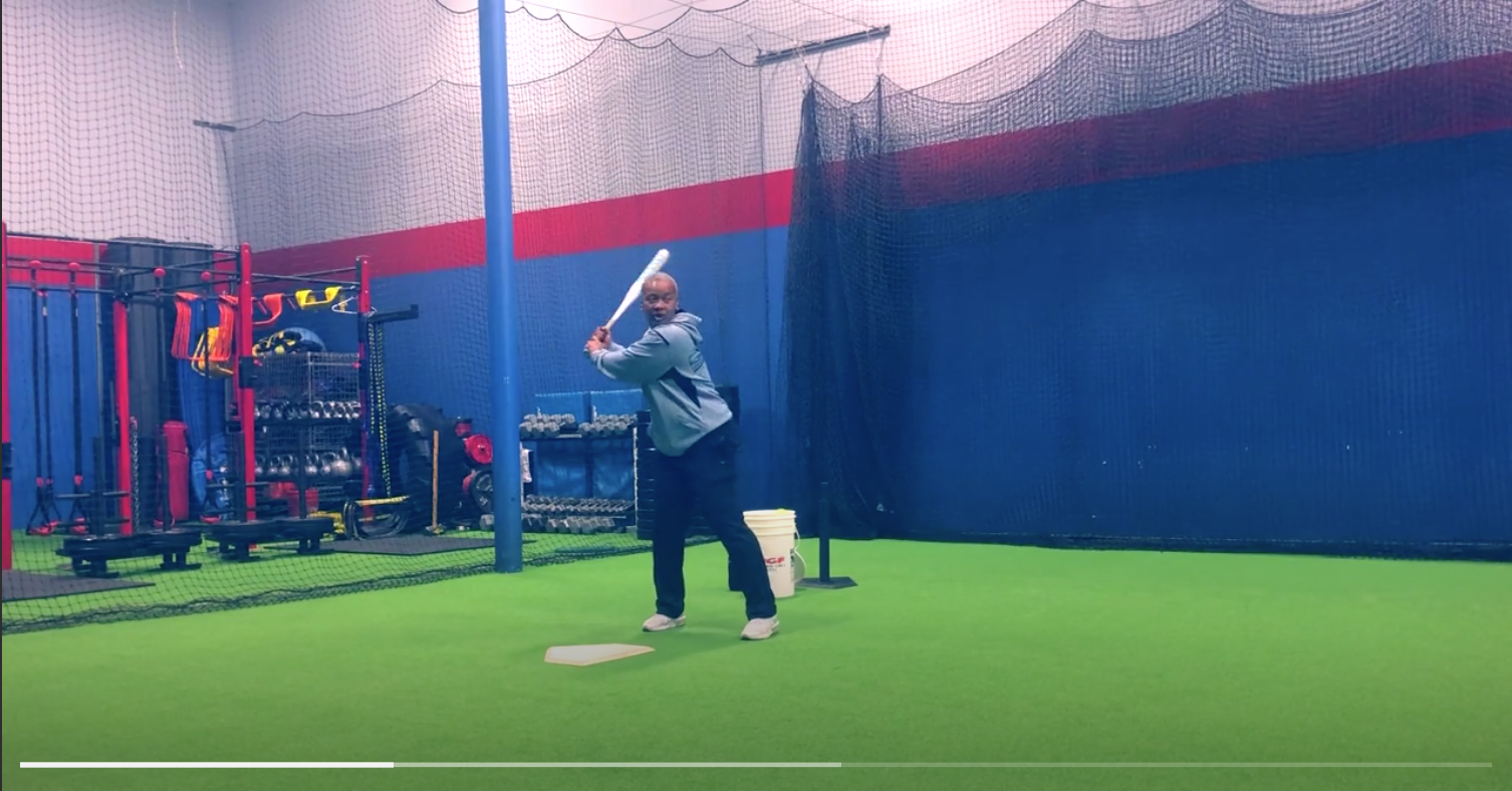The Catch Drill—How to Stay Closed Like A Pro - hitting drills