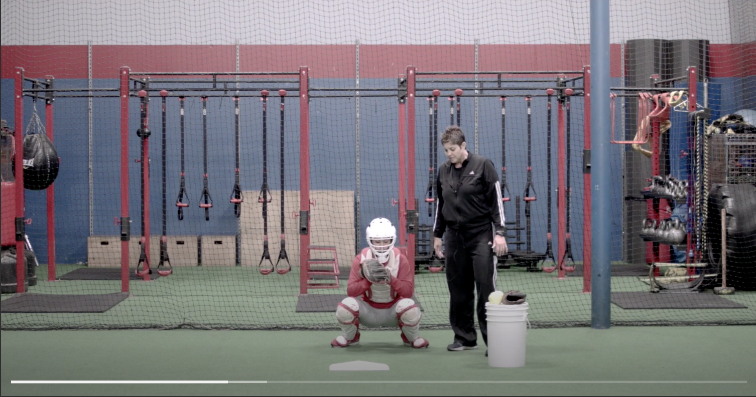 Knowing the Strike Zone & Mastering Framing- catching drills