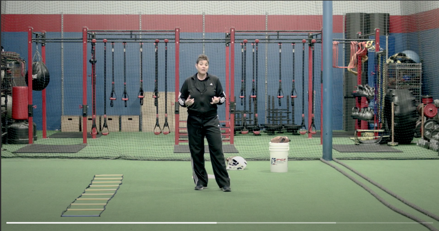 Foundational Strength, Stamina & Balance Training for Elite Catchers