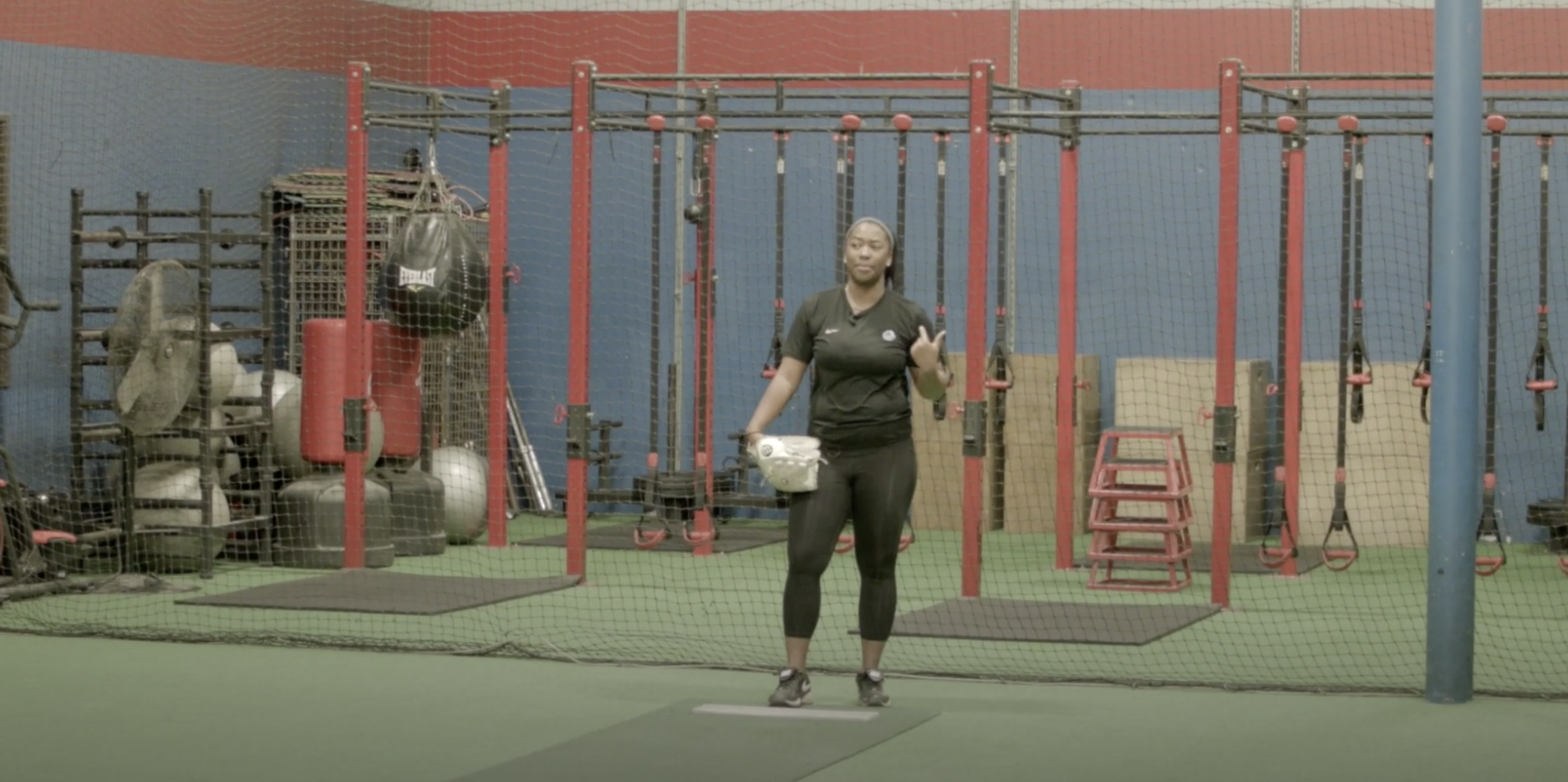 How Pitchers Field - pitching drills