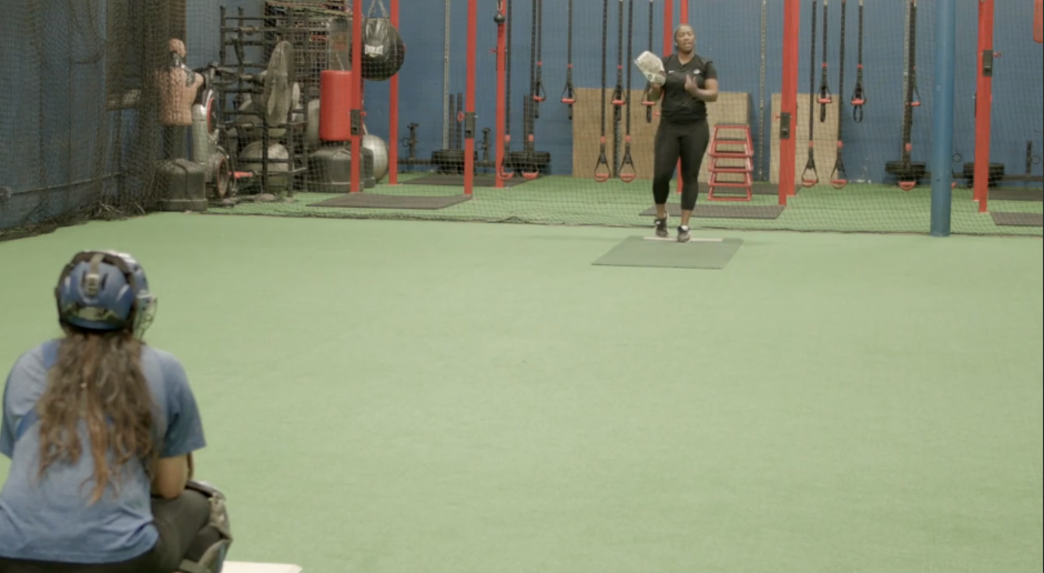 Double Arm Circle Drill! - pitching drills