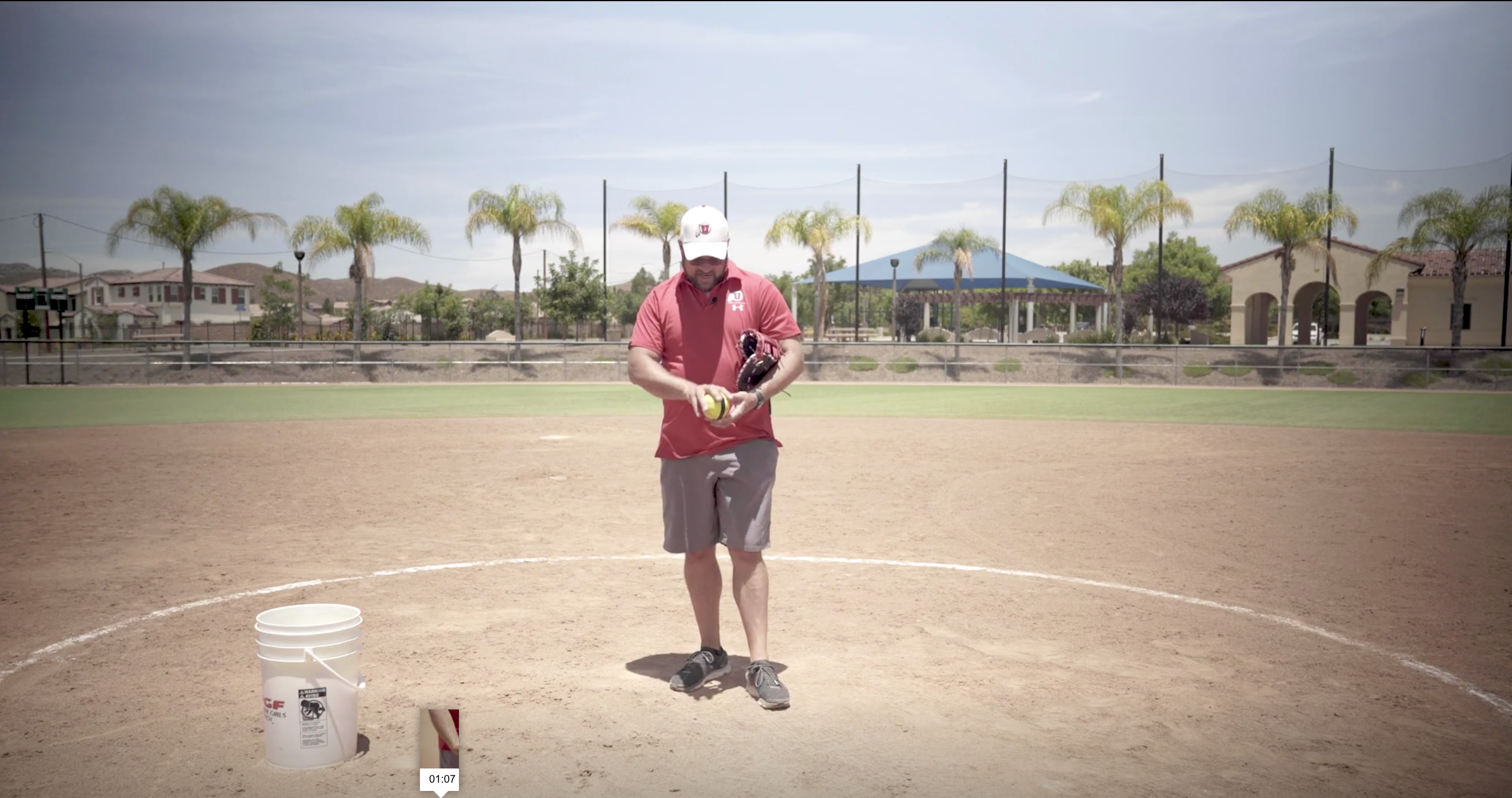 Mastering the Pitching Grip: The Dropball